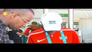 Fiasco in Rio:  Detectives recover uniforms from NOCK offices