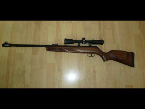 la carabine à plomb ?! gamo hunter 440 as