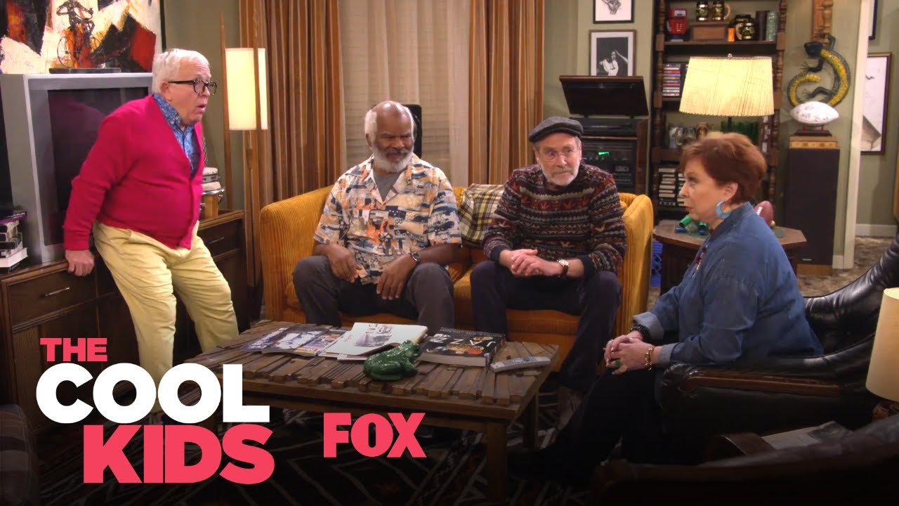 Download The Cool Kids Plan The TV Heist | Season 1 Ep. 6 | THE COOL KIDS