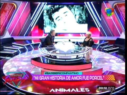 Carmen Barbieri confesó que hubiera formado una familia con Jorge Porcel