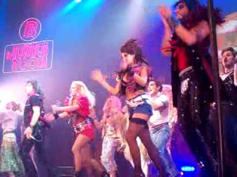 Rock Of Ages: Don't Stop Believin. Wes and Savannah's Last