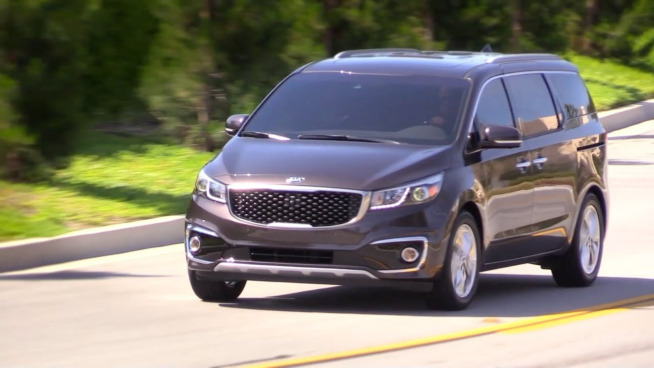 2015 Kia Sedona Carnival Youtube