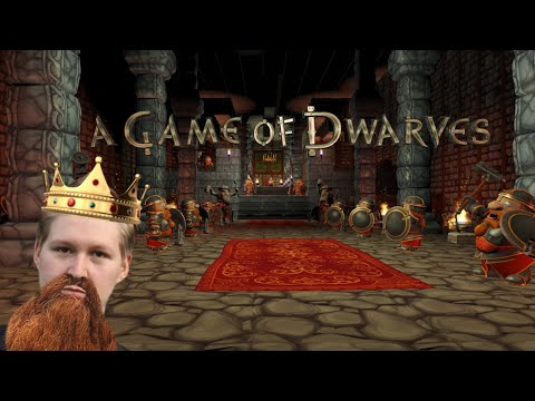 This game is so much fun! - A Game of Dwarves |