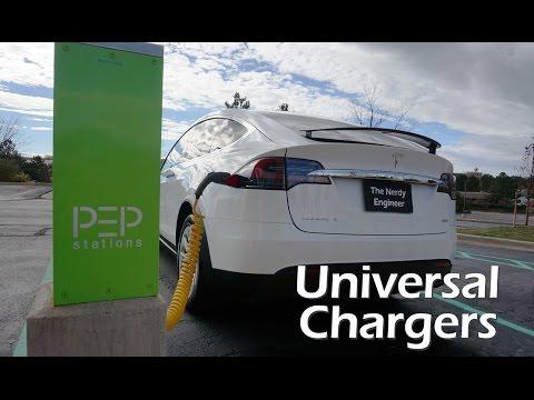 EV Universal Chargers/Non-Tesla