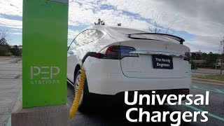 EV Universal Chargers/Non-Tesla Chargers