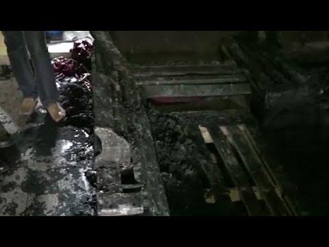 BOUAKE : 7 personnes mortes dans un incendie de maison