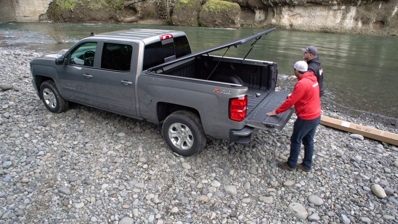 Undercover Ridgelander Truck Bed Cover Installation Youtube