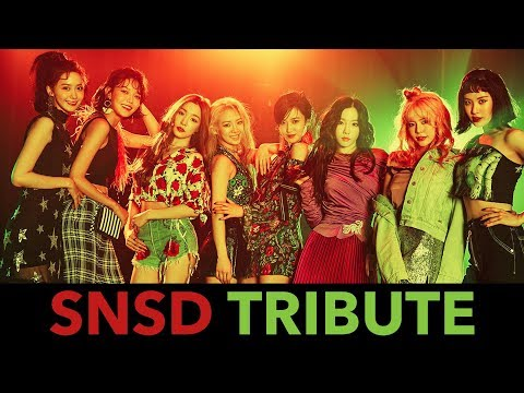 GIRLS' GENERATION TRIBUTE - (2007 - 2017)
