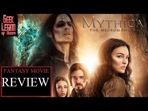 MYTHICA : THE NECROMANCER  2015 Melanie Stone  tasy Movie