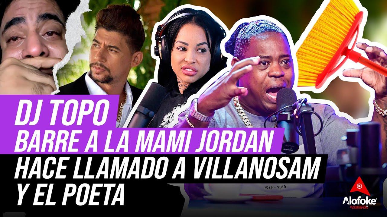 Download DJ TOPO BARRE A LA MAMI JORDAN (HACE UN LLAMADO A VILLANOSAM & EL POETA CALLEJERO)