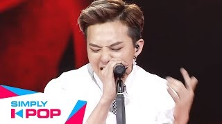 Simply K-Pop - G-DRAGON(지드래곤) _ CROOKED(삐딱하게)
