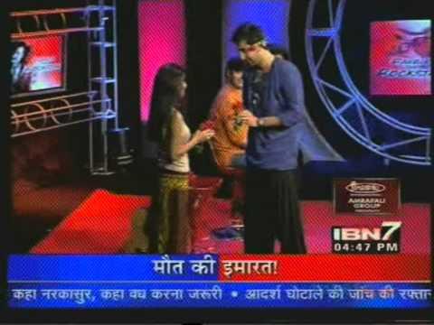 Exclusive Ranbir Kapoor-interview relating rockstar on IBN7 news chnnel part 2/2