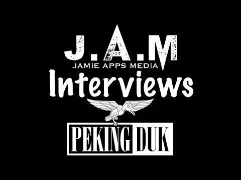 Peking Duk Interview