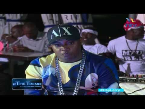 #theTrend: Mombasa artists Susumila and Chikuzee break down the music scene in Mombasa