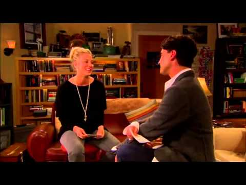 Johnny Galecki and Kaley Cuoco - Actor on Actor