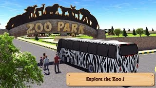 School Bus: Zoo Driving / Android Gameplay HD