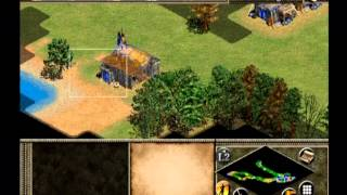 Age of Empires II: Age of Kings (PS2) gameplay