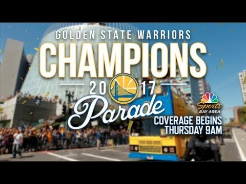 2017 Golden State Warriors Championship Parade
