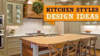30+ Kitchen Ideas: Design Styles and Layout