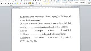 LEARNING ENGLISH C (video14)