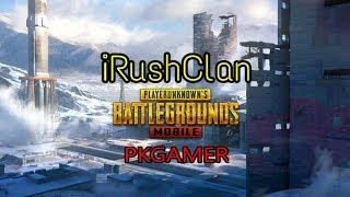 Rank Pushing Rushing GamePlay PUBG MOBILE