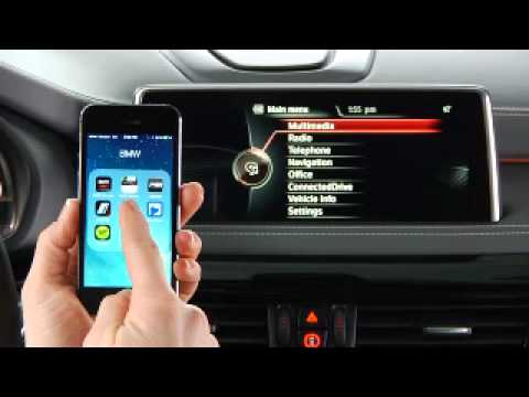 how to use bmw connected app youtube. Black Bedroom Furniture Sets. Home Design Ideas