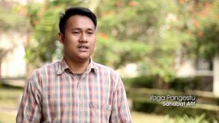 profile penerima beasiswa bidik misi ITB