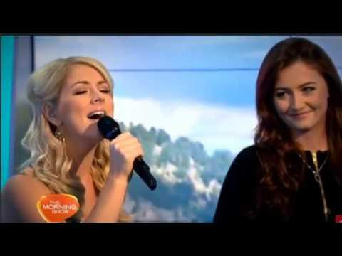 Celtic Woman on The Morning Show Live Sydney
