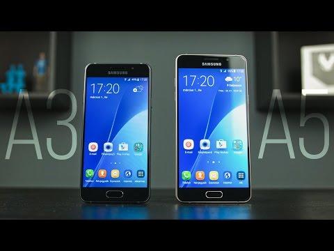 Milyen a középkategória? | Samsung Galaxy A5 és A3 (2016) teszt