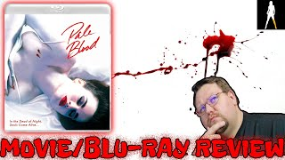 PALE BLOOD (1990) - Movie/Blu-ray Review (Vinegar Syndrome)