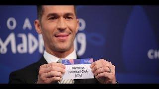SORTEO UEFA Champions League 2018 - 2019 Octavos