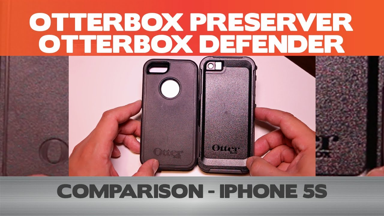 Red Otterbox Defender Iphone