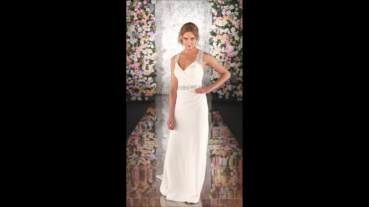 martina liana wedding dress 553
