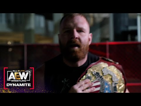 Jon Moxley on his upcoming IWGP United States Championship match against KENTA | AEW Dynamite