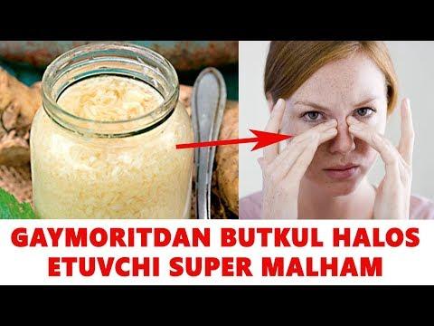 Гаймoритдан Буткул Халос Этувчи Малхам