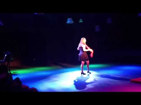 Ana Santiago at EPAC'S Got Talent