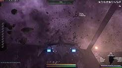 Avorion. Enchain Commands. Mining Ships.
