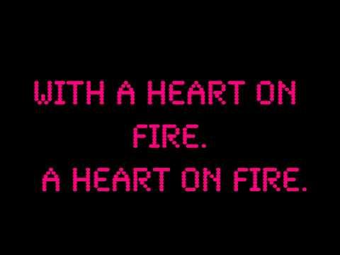 Jonathan Clay - Heart On Fire Lyrics (Full Song!) LOL