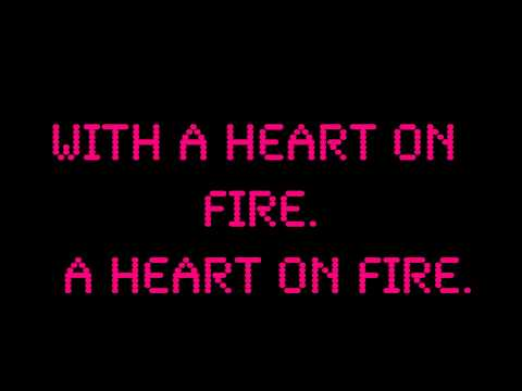 Jonathan Clay - Heart On Fire mp3 ke stažení
