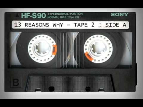 Image result for 13 reasons why tapes