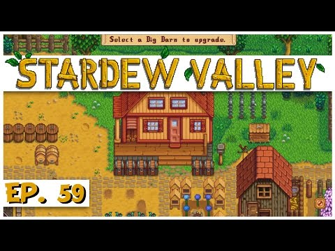 Stardew Valley - Ep. 59 - Two Hour Spring Spectacular! - Let's Play Stardew Valley Gameplay
