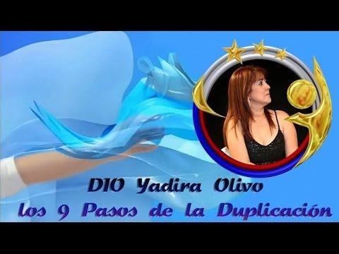 9 pasos para la duplicacion DIP Yadira Olivo