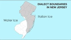 The reality of New Jersey accents and dialect boundaries