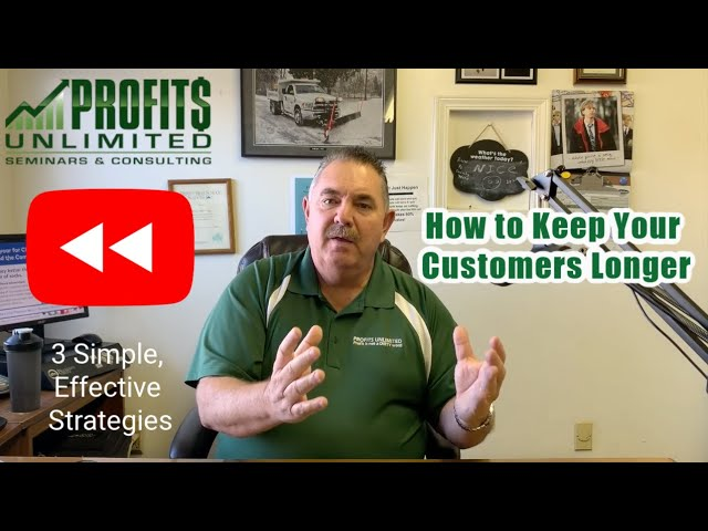 Podcast Rewind: How to Keep Customers Longterm