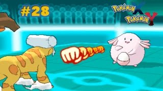 Pokemon X E Y - Chansey The Boxer! ( Wi-fi Online Battle #28 Ita ) Hd