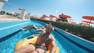 Wasserpark Kreta Watercity Waterpark  Crete Greece
