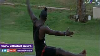 تدريبات رياضية لشد عضلات البطن على «صباح البلد» .. فيديو