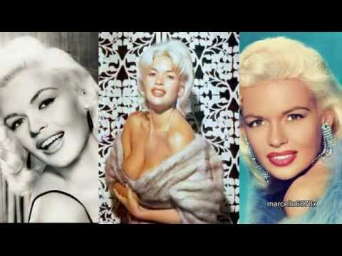 MARILYN MONROE'S RIVALS  - All The Iconic Blondes Of The Fifties Are Here