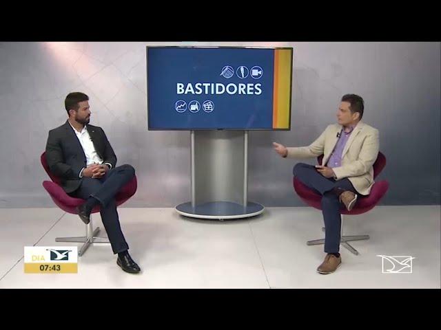 Entrevista do Deputado Gil Cutrim à TV Mirante