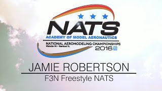 Jamie Robertson - F3N Freestyle NATS